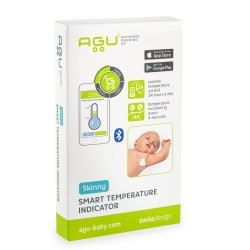 Agu - Indikator telesne temperature smart
